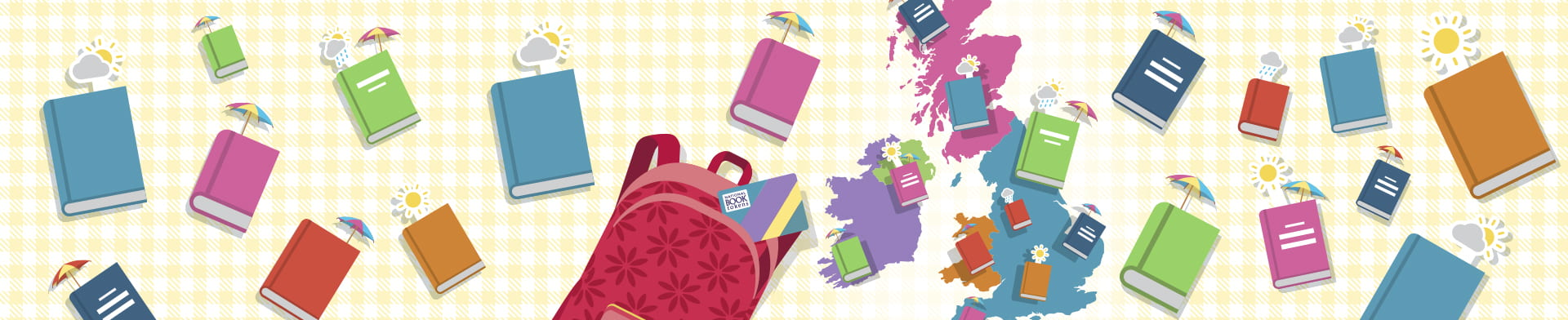 Whether you're staying home or exploring the UK & Ireland, visit a local bookshop this summer.