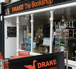 DRAKE - The Bookshop