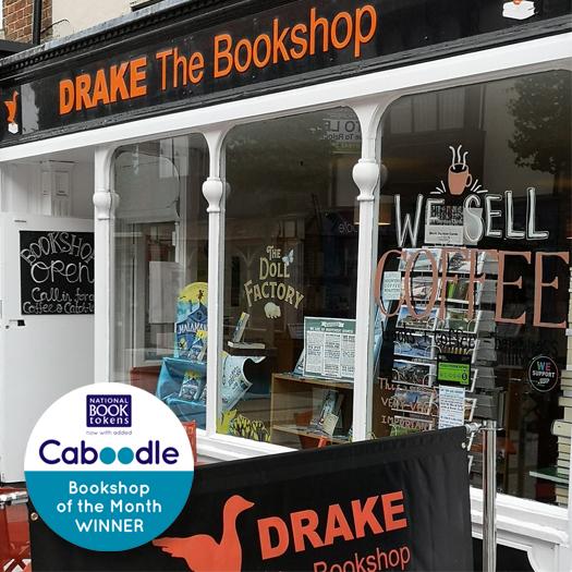 DRAKE - The Bookshop