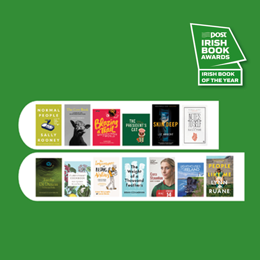 An Post Irish Book Awards Winners 2018