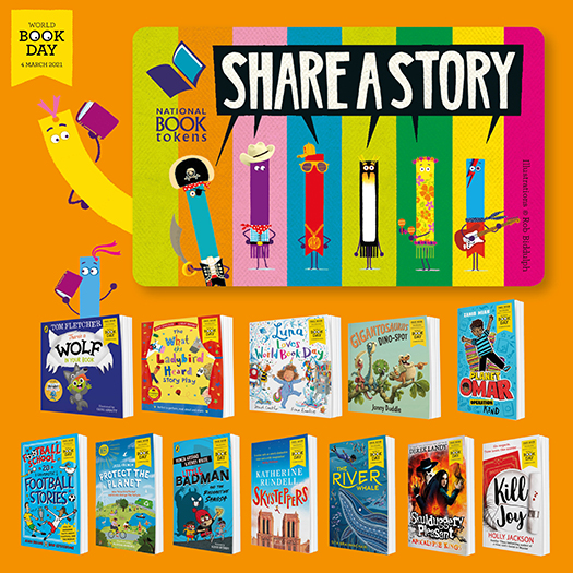 Share a Story bundle 2021