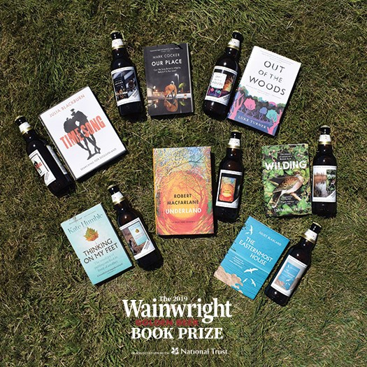 Win the Wainwright Golden Beer Book Prize 2019