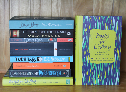 Win a bundle of books for living!