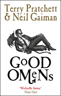 Neil Gaiman & Terry Pratchett