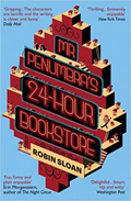 Mr Penumbra's 24-Hour Bookshop