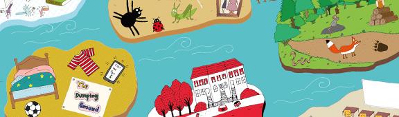 Book Island Challenge
