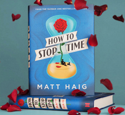 Win signed Matt Haig