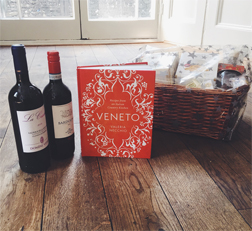 Win an Italian food hamper and a signed copy of Veneto