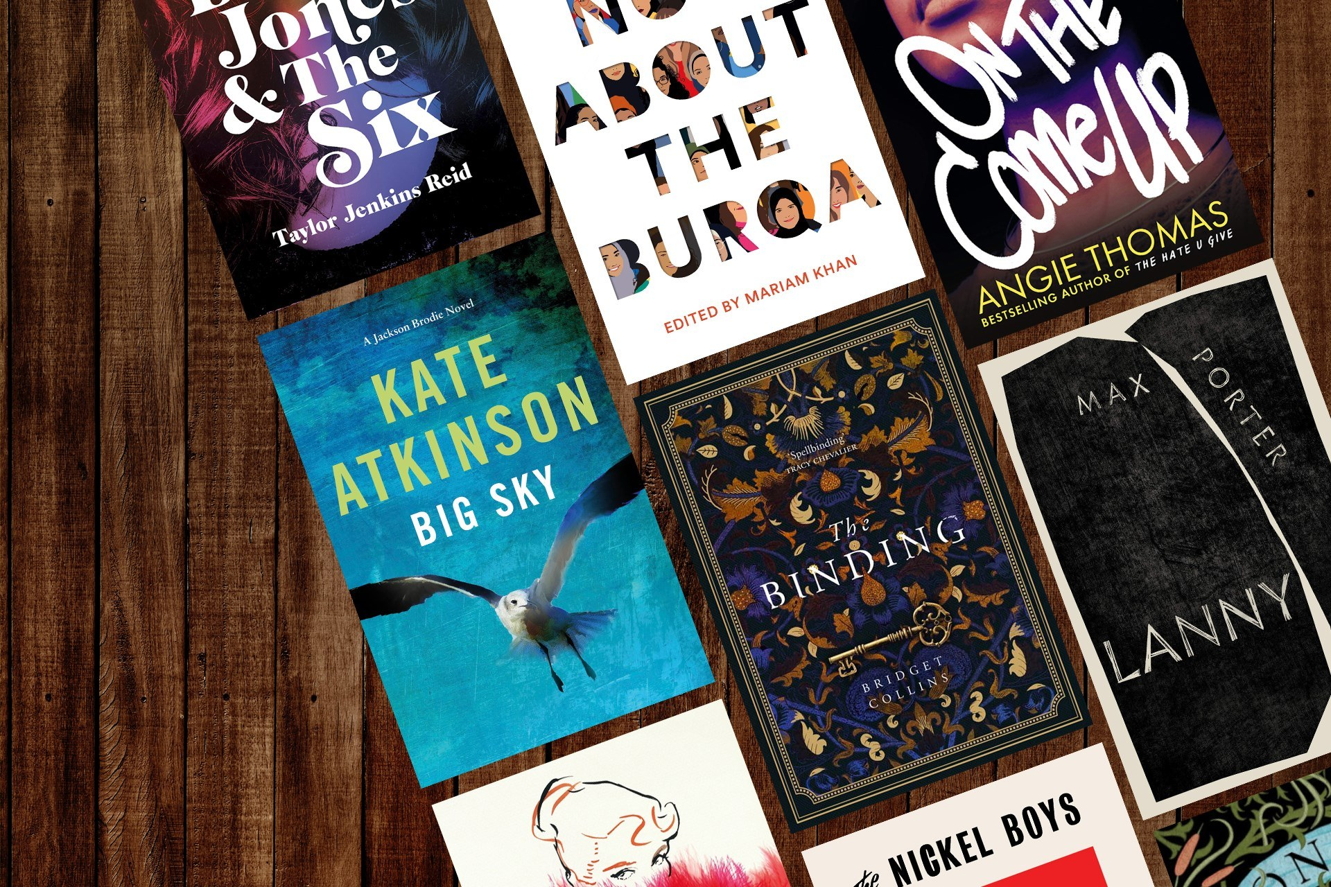 We've picked the most highly-anticipated books of the year.