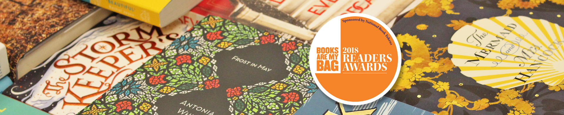 for your chance to win a £100/€120 National Book Token.