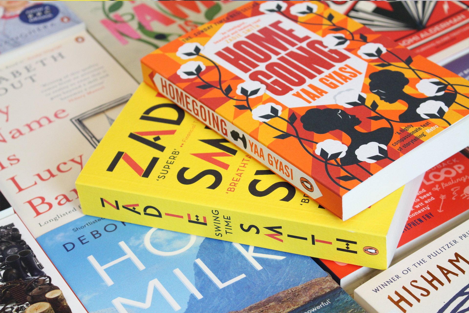 For every £75 / €90 of National Book Tokens you buy, claim a free book from our wonderful selection.