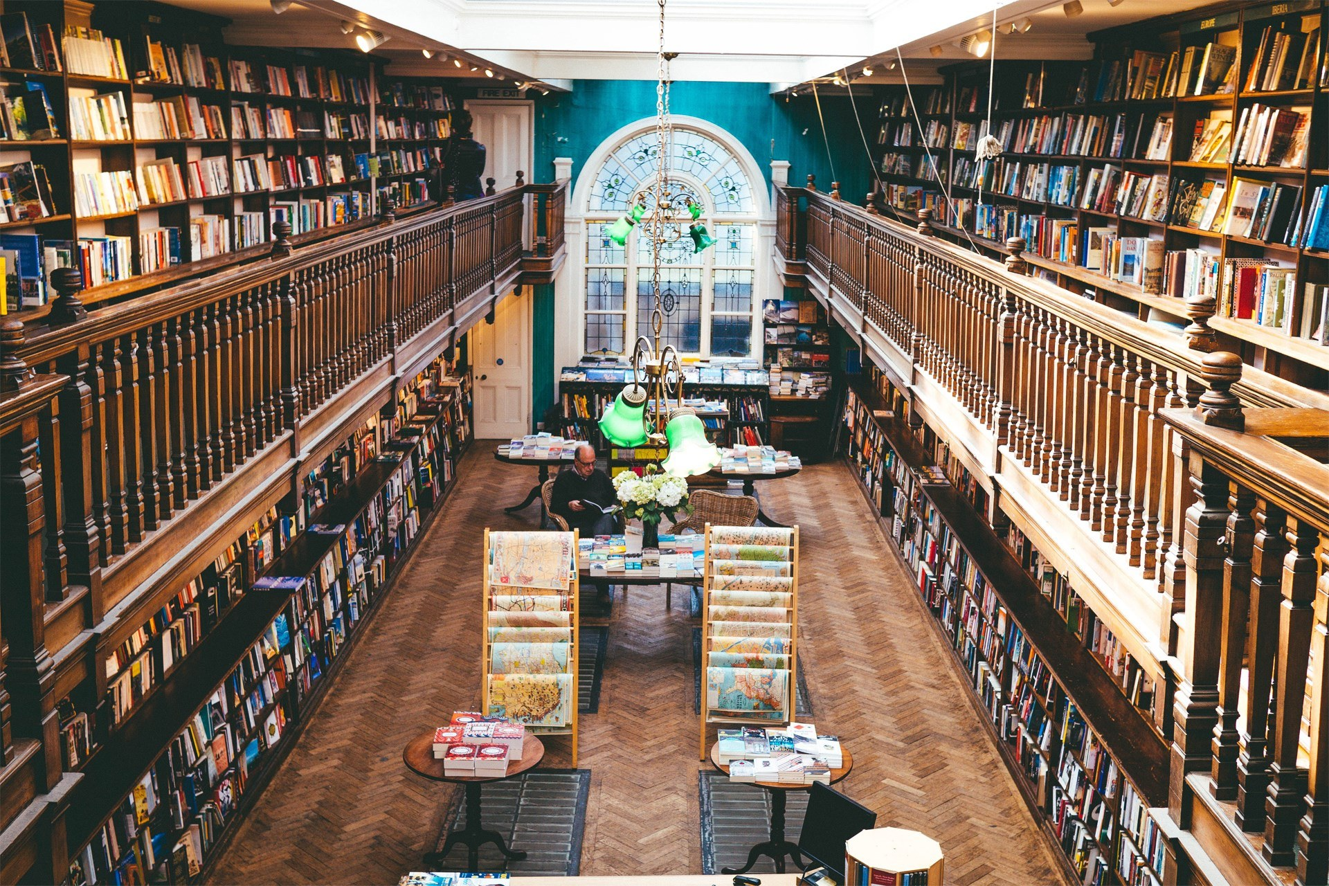 Find out what's going on in a bookshop near you
